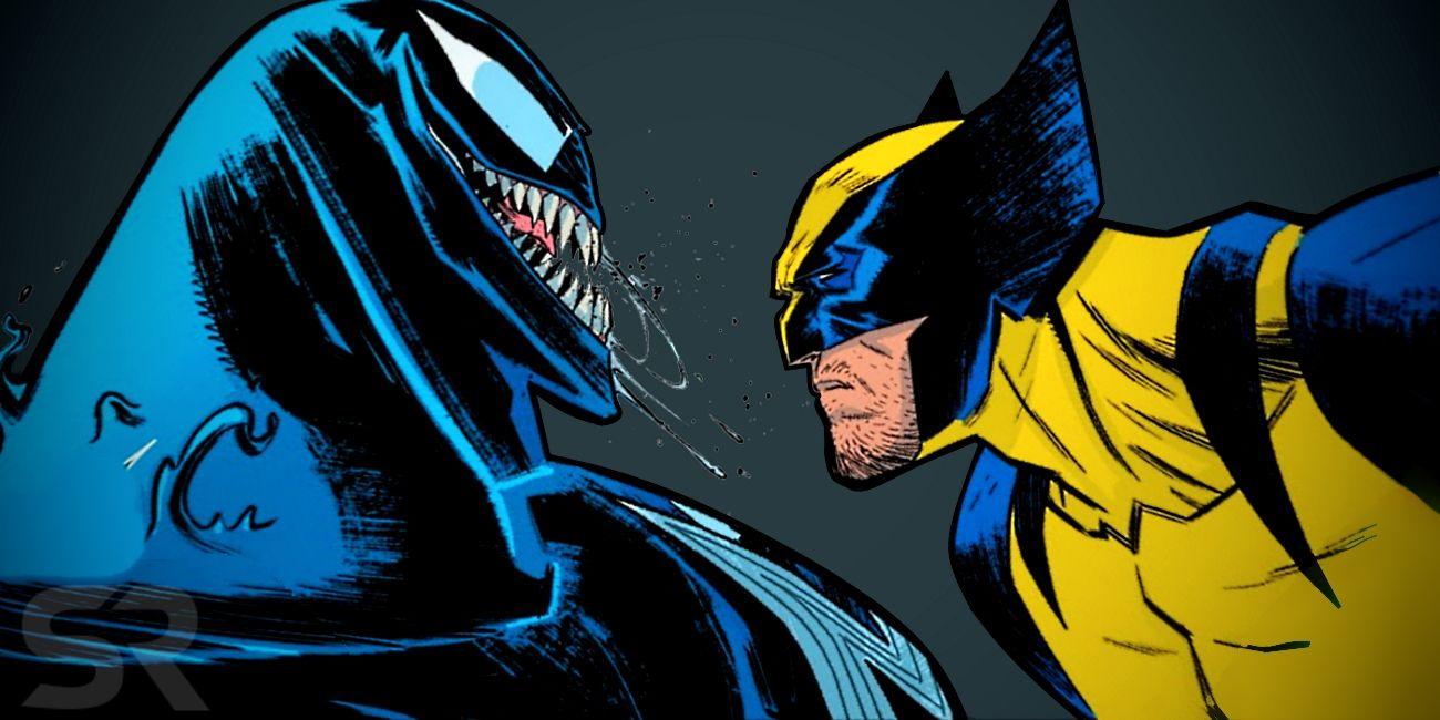 Wolverine is The Reason VENOM Became a Superhero