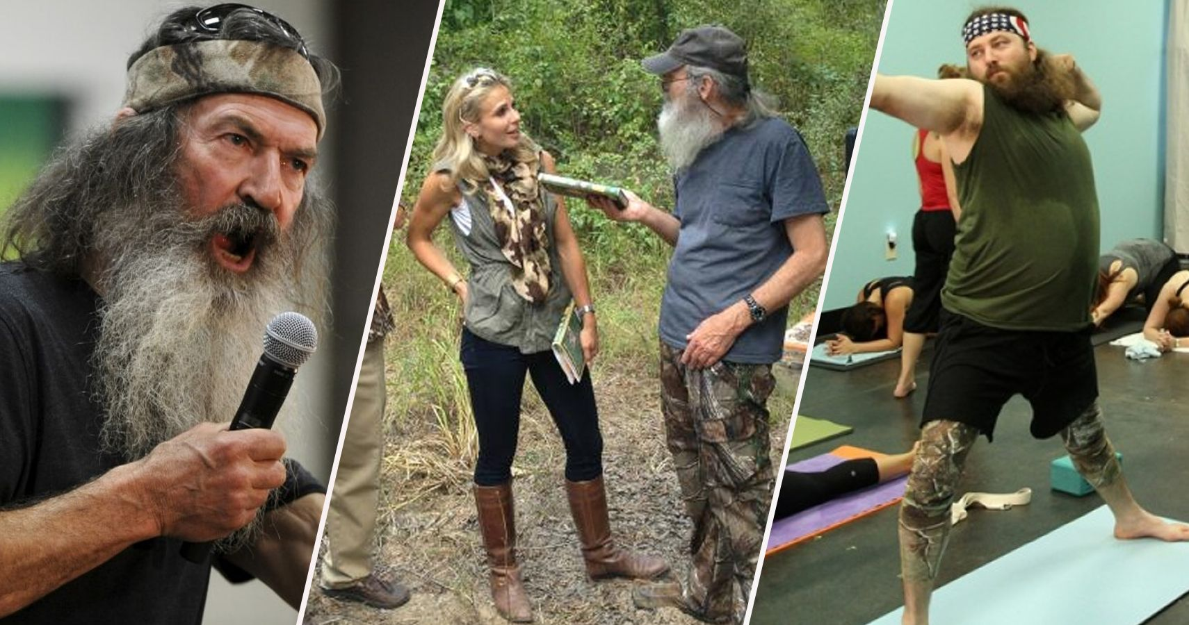20 Crazy Rules The Cast Of Duck Dynasty Has To Follow