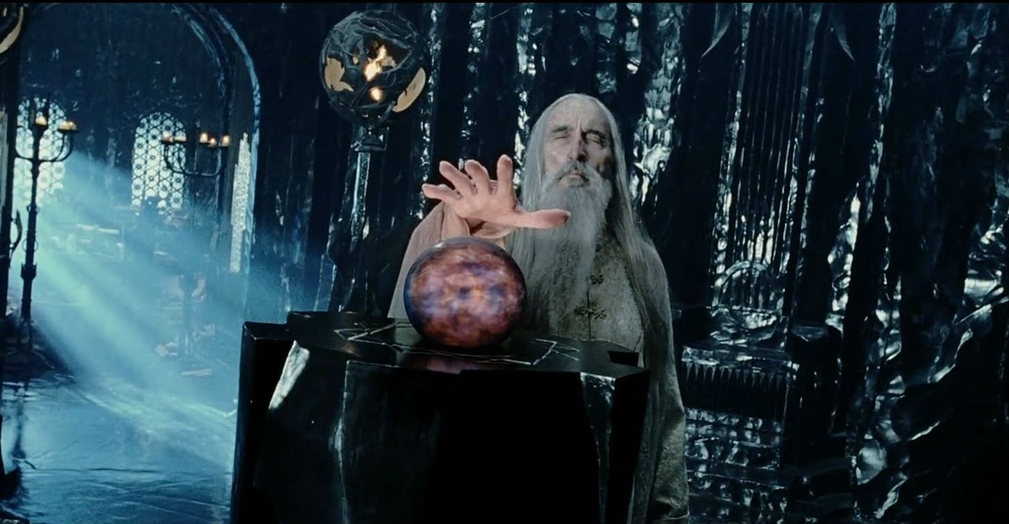 Lord Of The Rings: 20 Strange Things About Saruman's Anatomy