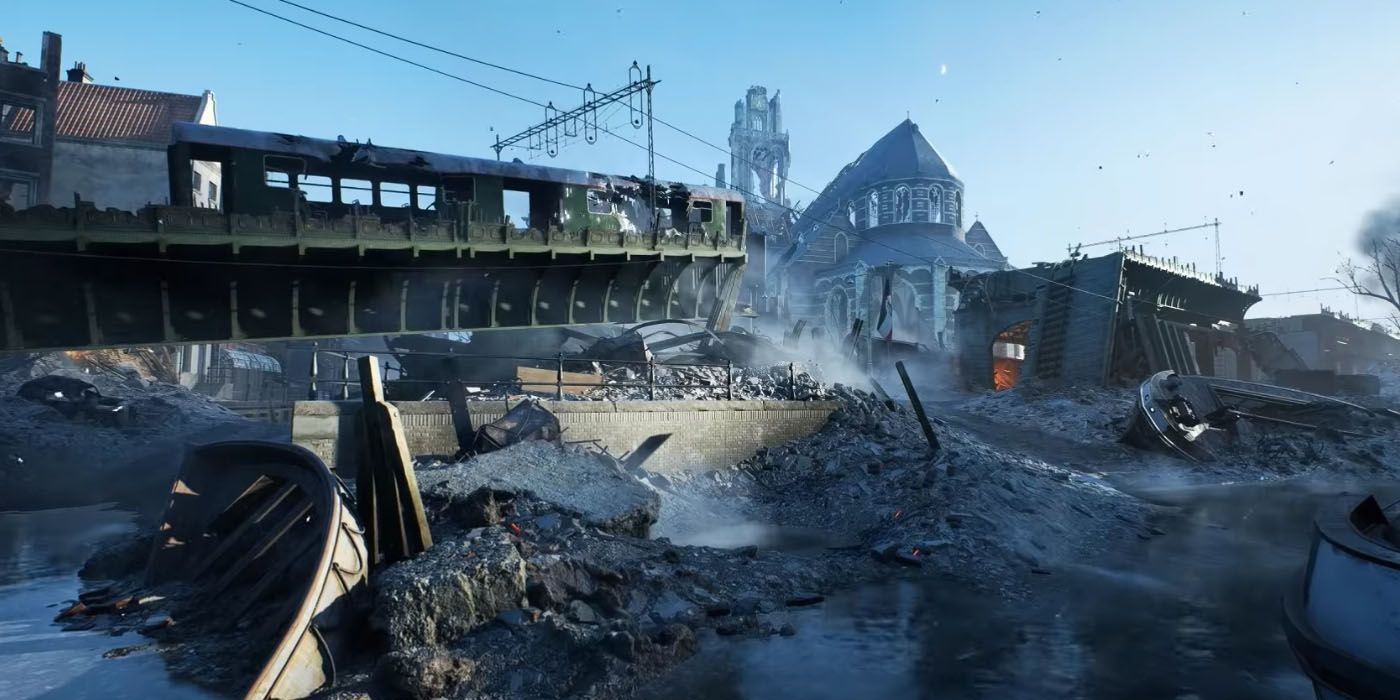Battlefield V Trailer: Here Are The Game's 8 Launch Maps