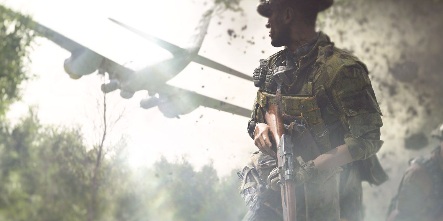 battlefield v review  easily the best shooter of 2018