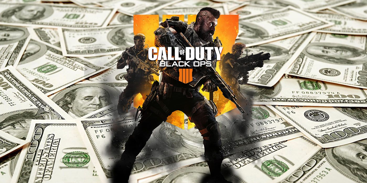 Black Ops 4 is Being Ruined With Grind vs. Microtransactions Progression