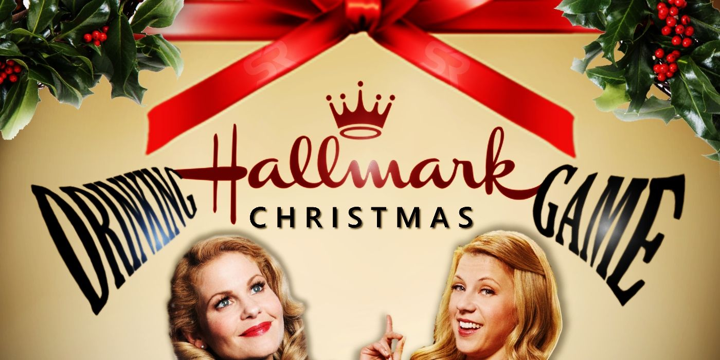 the best hallmark christmas drinking game is here screenrant - Best Hallmark Christmas Movies
