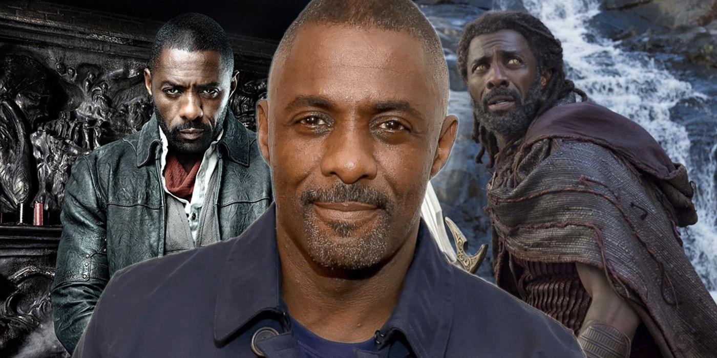 Idris Elba Voted People's Sexiest Man Alive