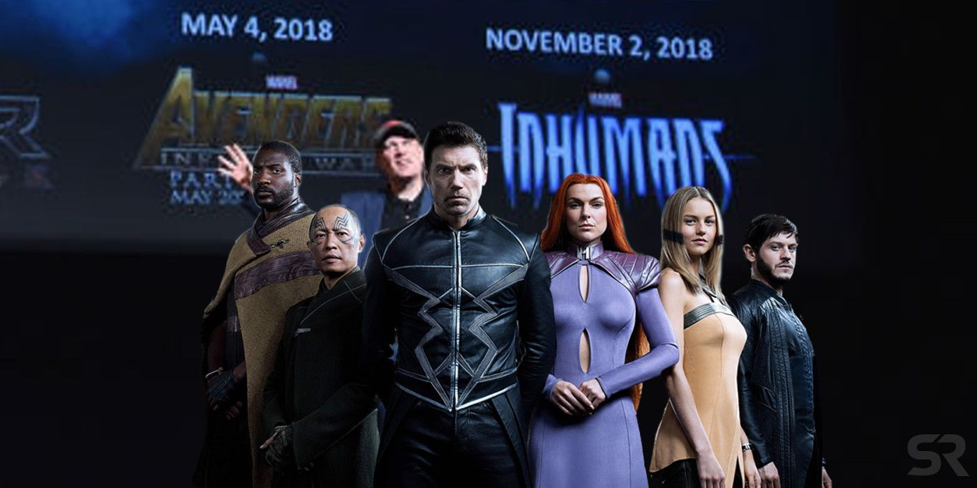 Marvel Studios' Inhumans Was Supposed To Release Today