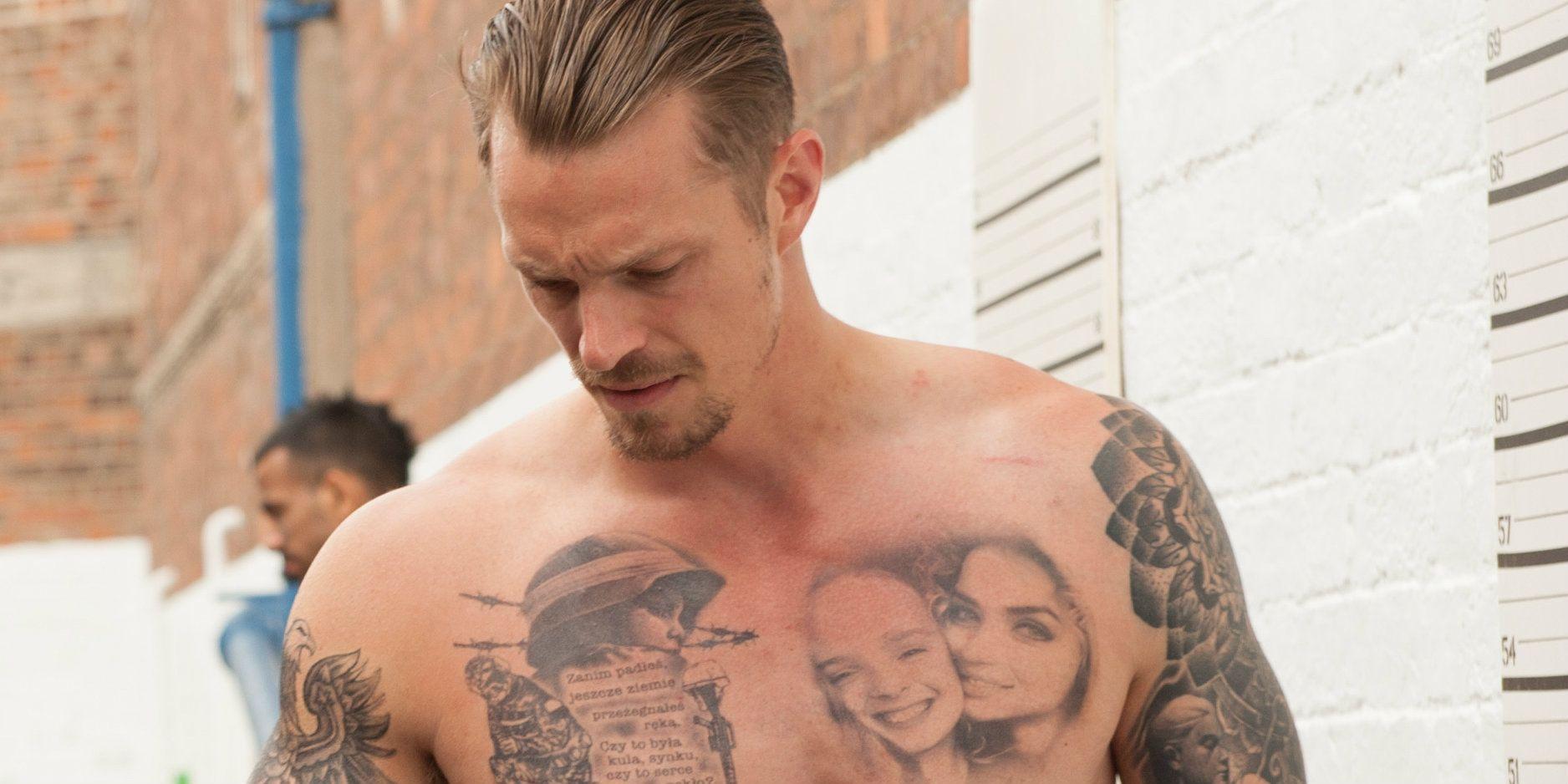 The Informer Trailer: Joel Kinnaman Goes to Prison to Win His Freedom