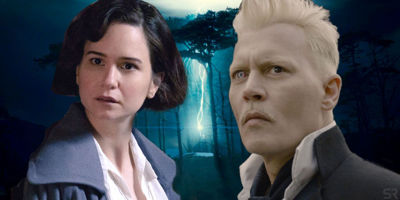 Fantastic Beasts Theory: Grindelwald Doesn't Control The Elder Wand