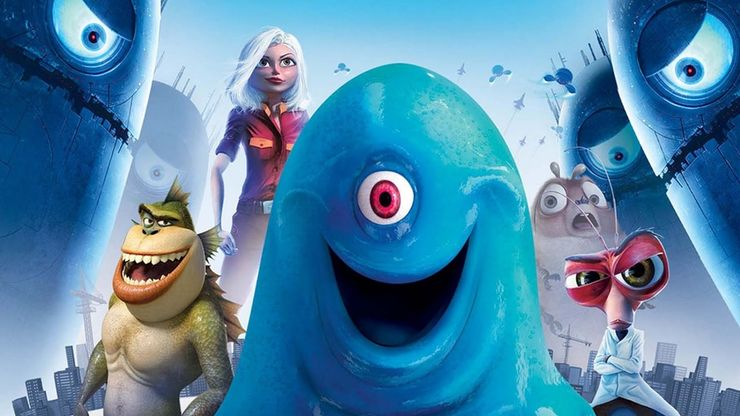 10 Things Everyone Missed About The Main Characters Of Monsters Vs Aliens