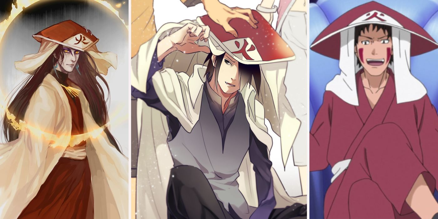 15 Characters Who Could Replace Naruto As Hokage (And 15 Who