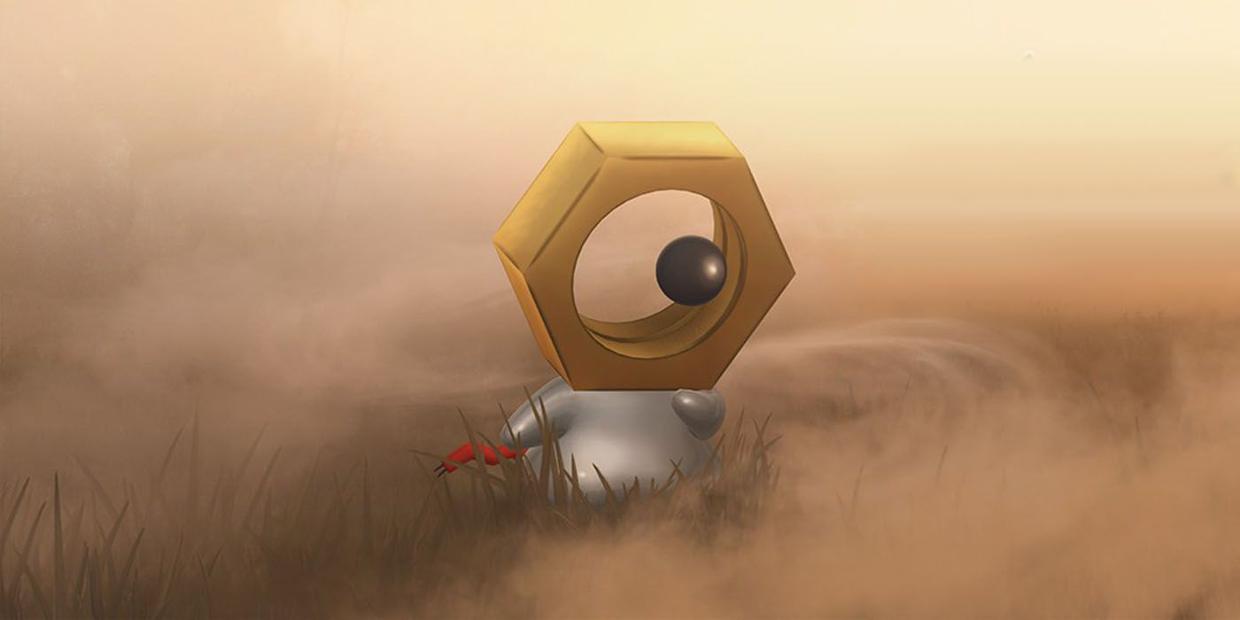 Pokemon GO: MELTAN Research Guide (Full) | Screen Rant