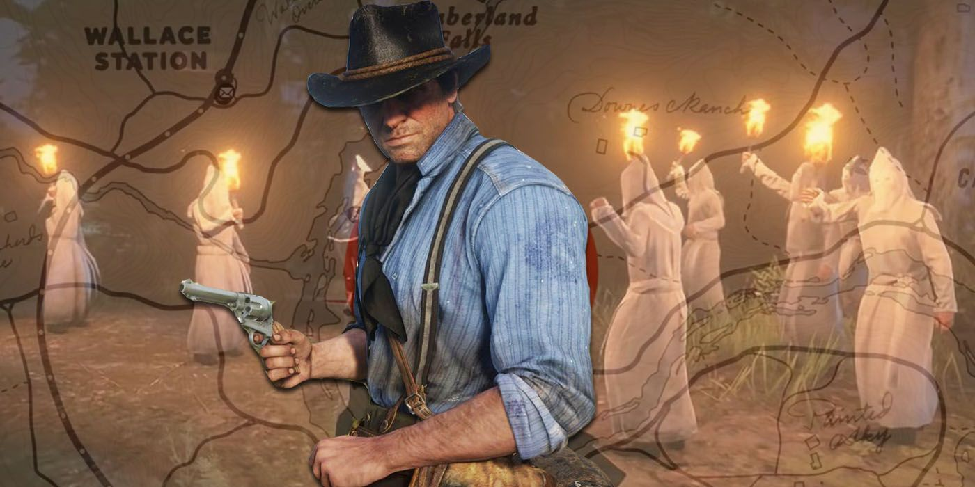 Red Dead Redemption 2: Where to Find KKK Clan Locations