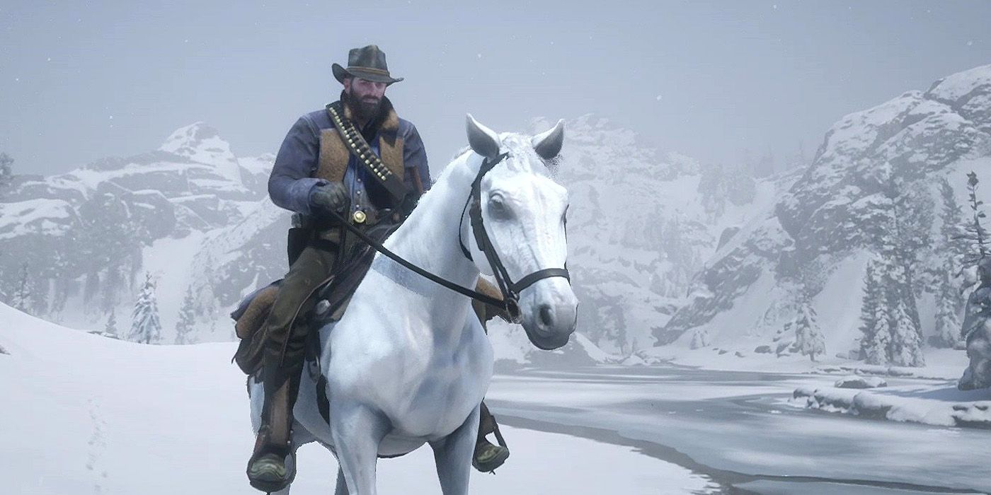 Where To Find Red Dead Redemption 2 S Best Horse Screenrant