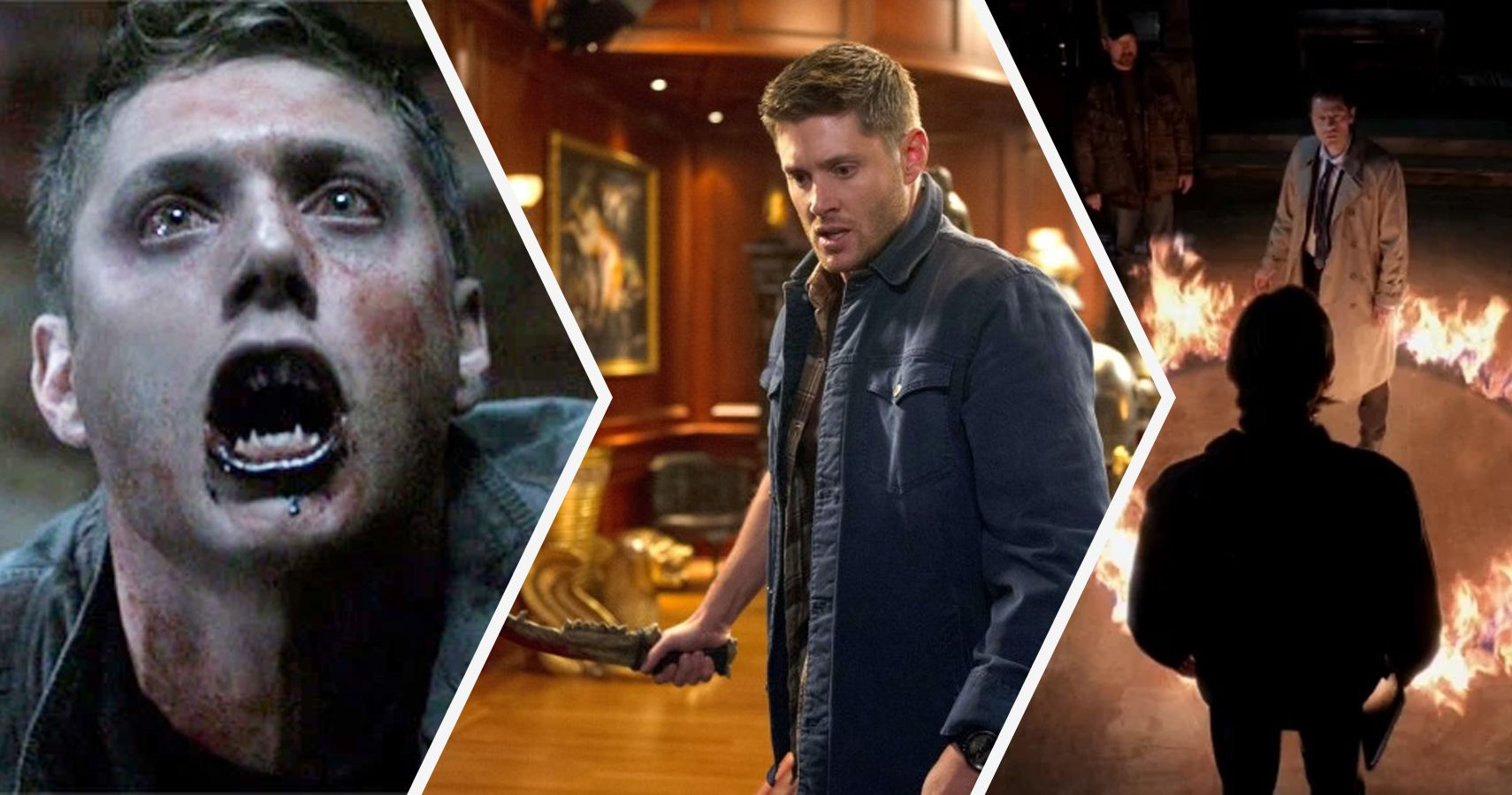 Supernatural: 25 Things Dean Can Do (That Castiel Can't)