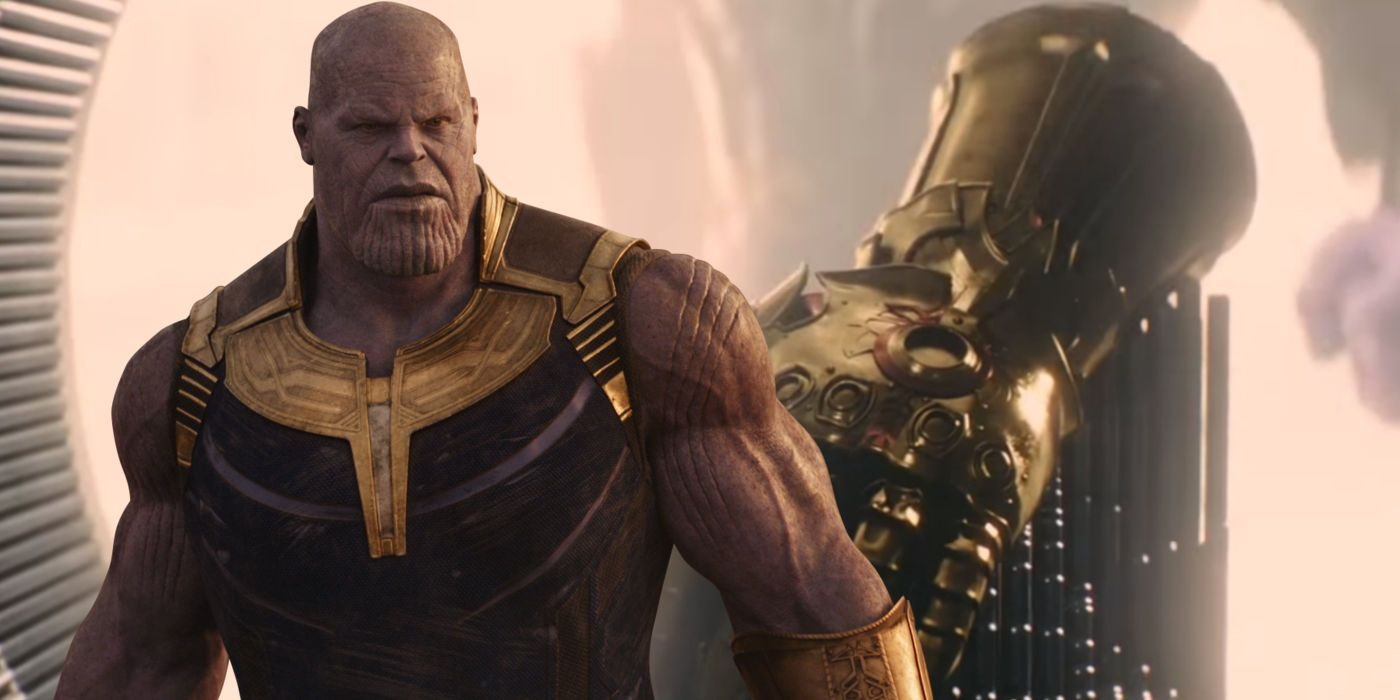 Marvel Gave Up On Its Continuity With Thanos Age Of Ultron
