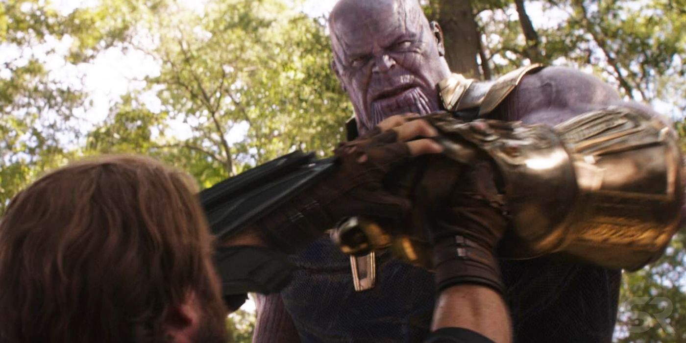 Why Thanos Didn't Kill The Avengers In Combat During Infinity War