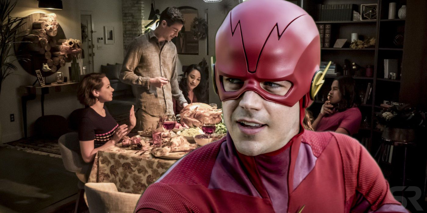 The Flash: 7 Big Questions After The 99th Episode   Screen Rant