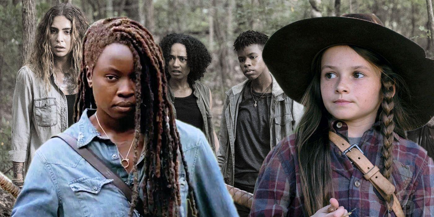 Image - Season five judith grimes.png - Walking Dead Wiki |The Walking Dead Season 5 Judith
