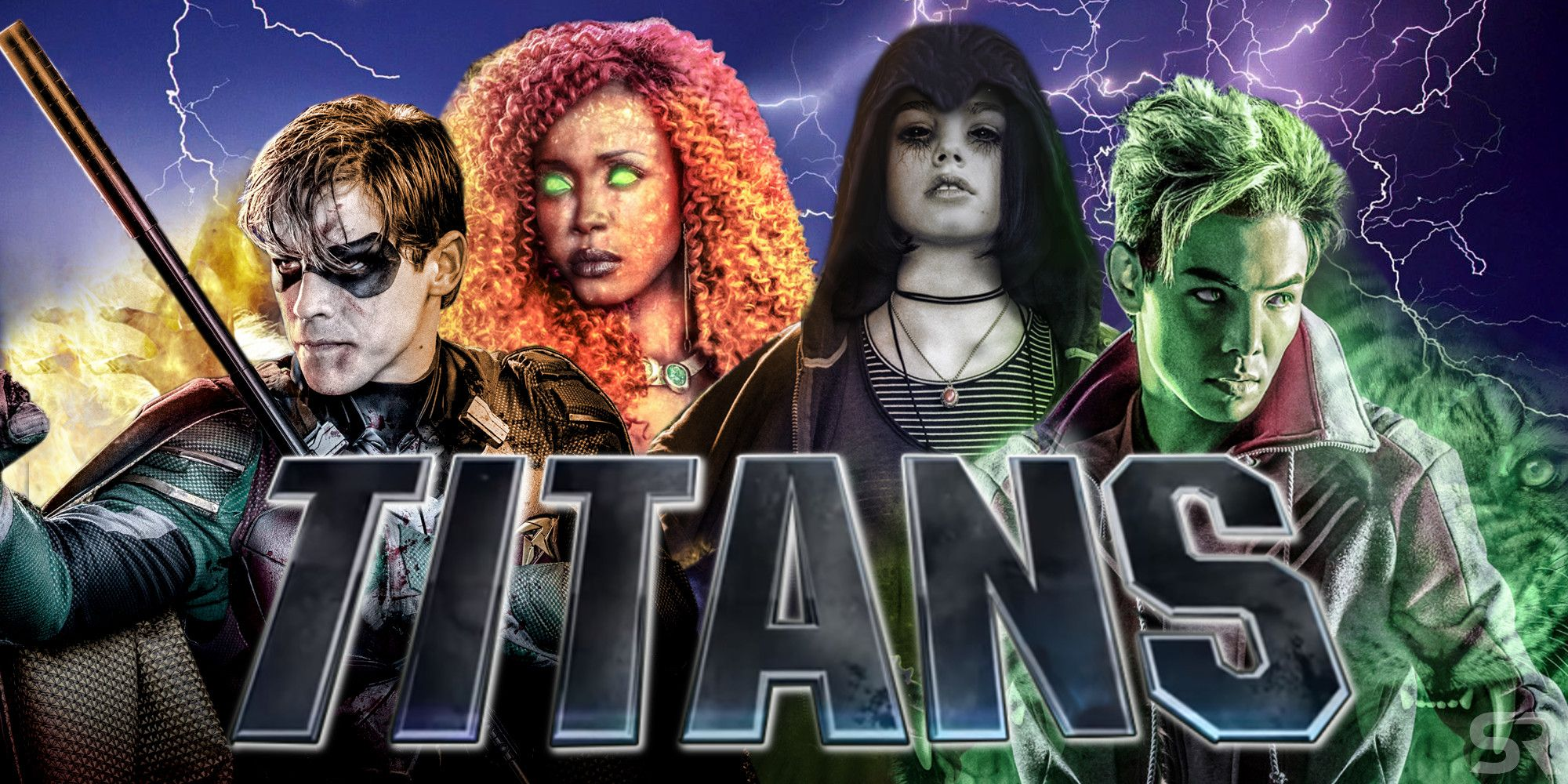 Titans Finally Brings The Whole Team Together