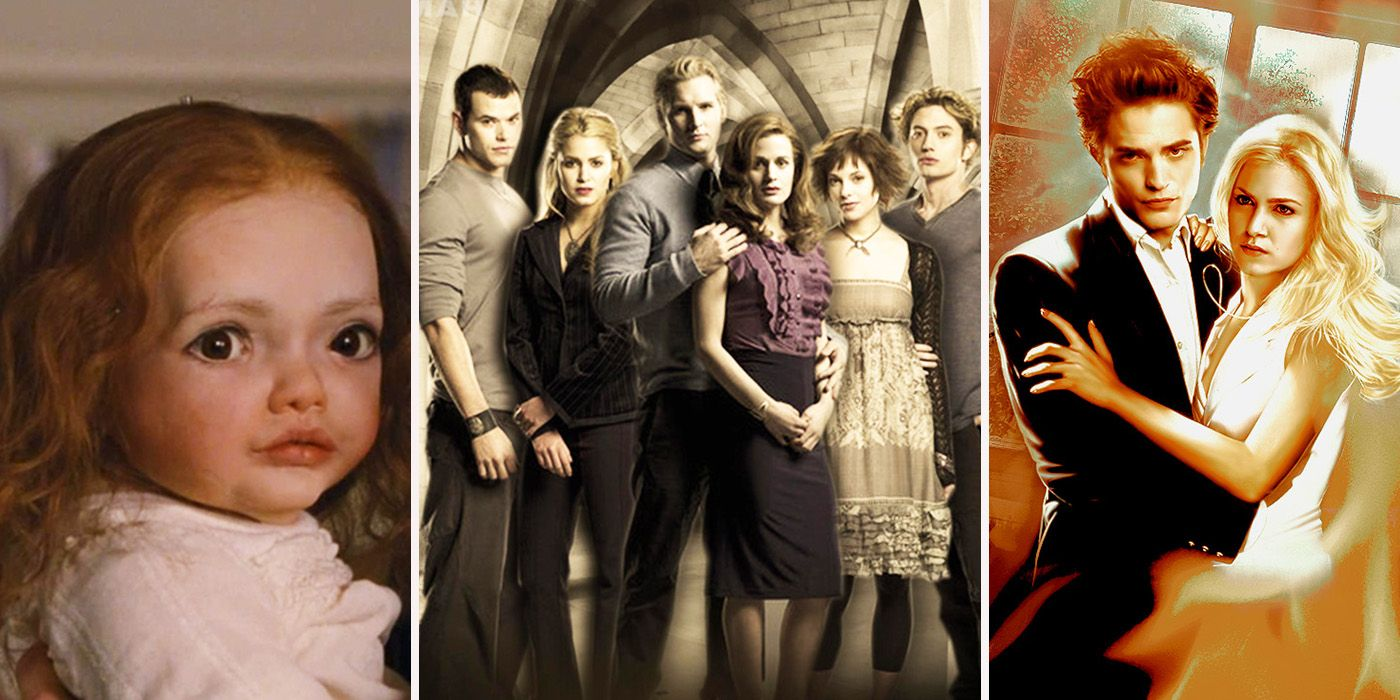Twilight: 20 Wild Revelations About The Cullen Family Only True Fans