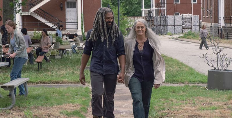 The Walking dead de Franck Darabont (la ligne verte) - Page 7 Walking-Dead-Season-9-Time-Jump-Ezekiel-Carol