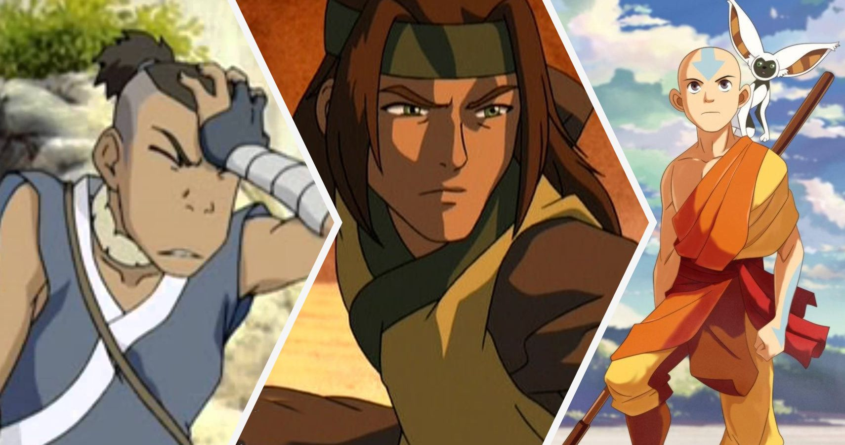 Avatar Azula Mai Ty Lee avatar: the 10 most powerful characters (and 10 that are