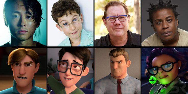 3Below Season 2 Voice Cast & Character Guide | ScreenRant