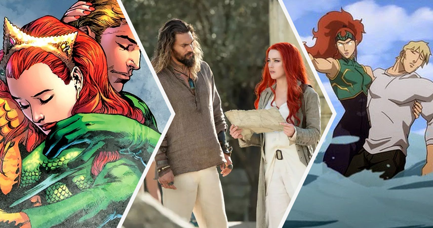 30 Wildest Revelations About Aquaman And Mera's Relationship