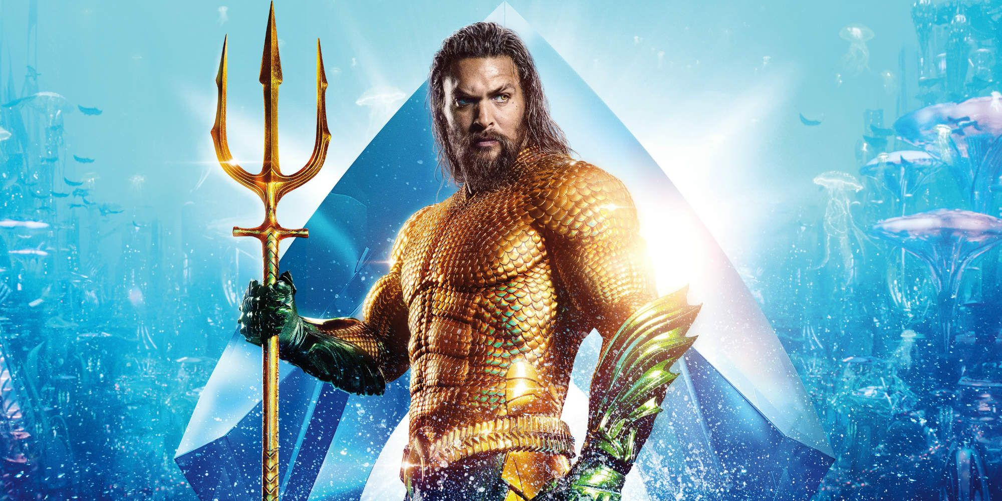 aquaman movie review screenrant. Black Bedroom Furniture Sets. Home Design Ideas