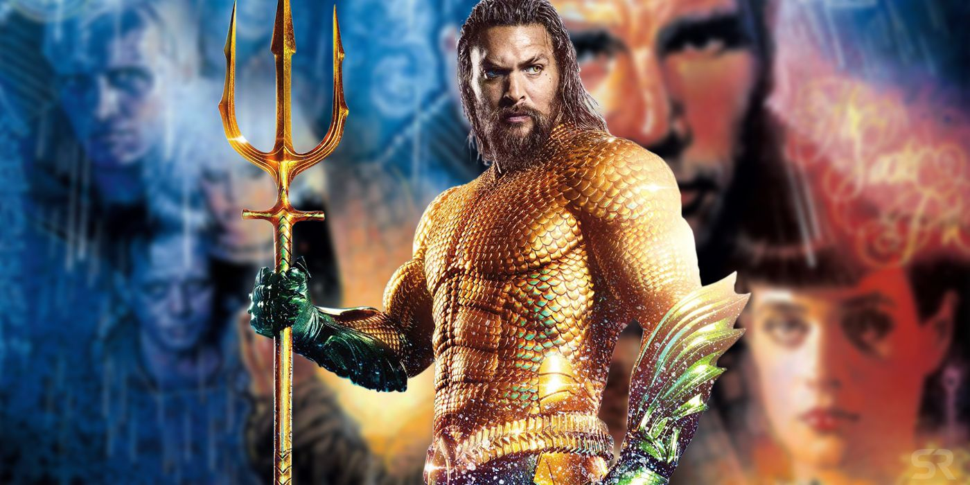 Aquaman Score Was Inspired by Blade Runner