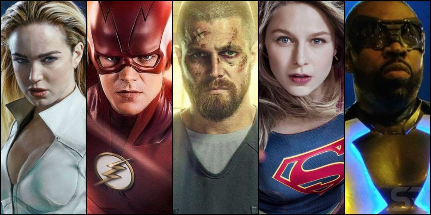 Arrowverse Shows Ranked: Which Is The Best DC Show This Season?