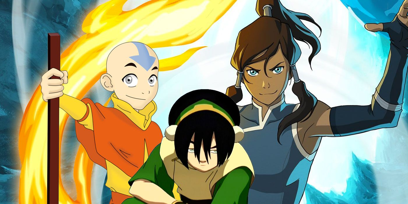 The 15 Most Powerful (And 10 Weakest) Benders In Avatar: The
