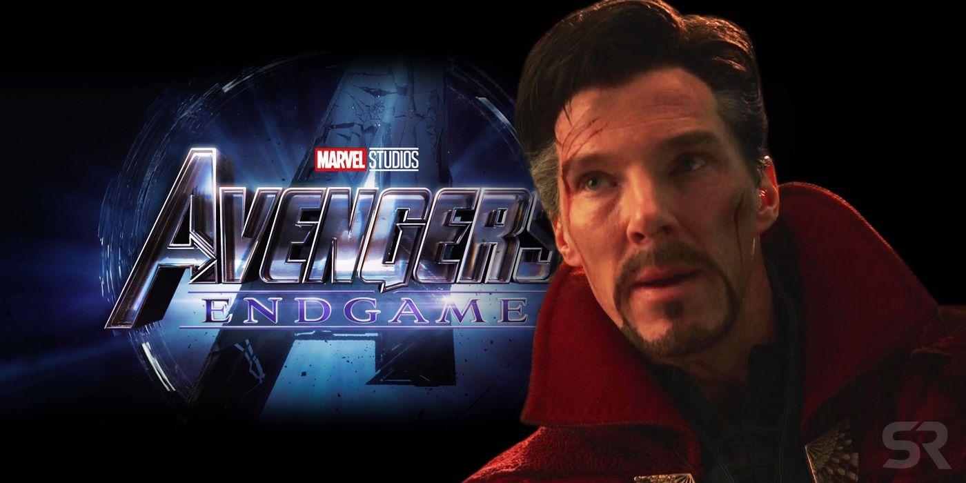 Avengers 4 Endgame Title Explained This Is Doctor Strange S Plan