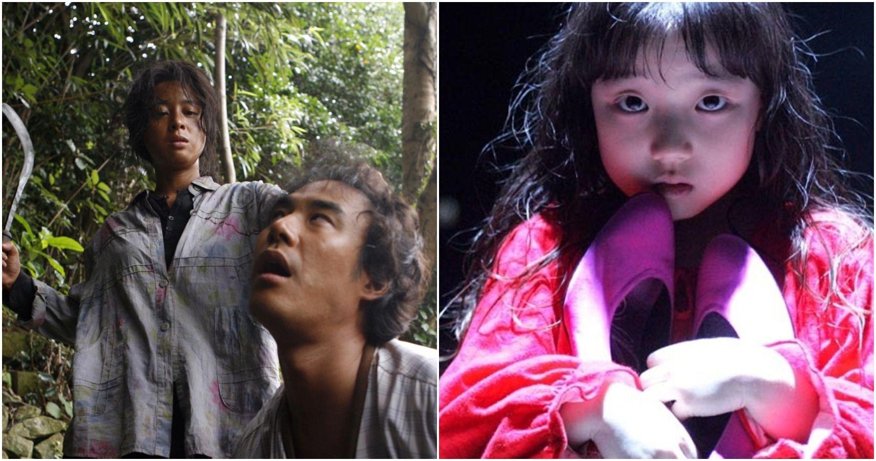 15 Best Korean Horror Movies Screen Rant