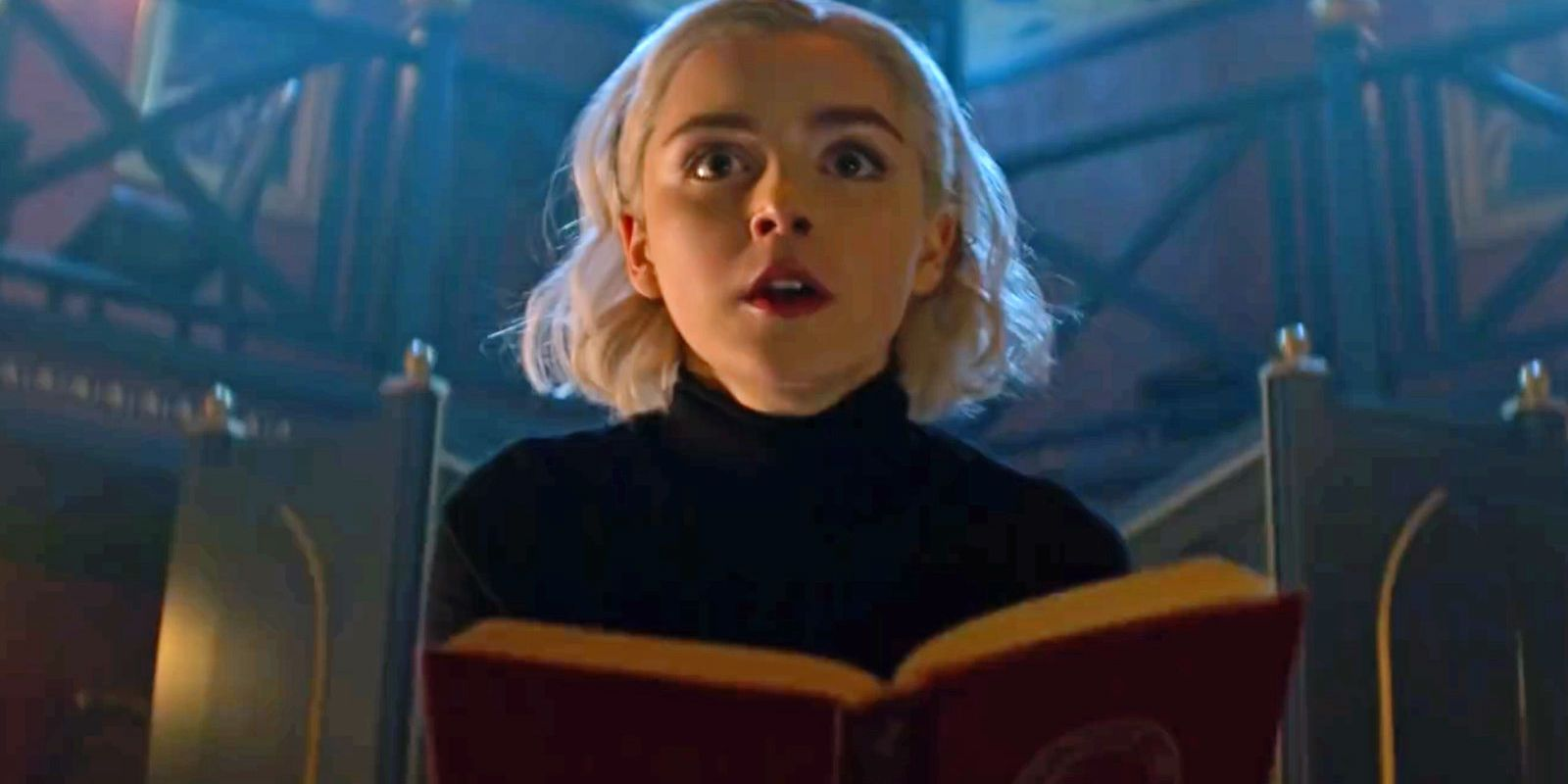 Netflix Renews Chilling Adventures Of Sabrina For Seasons