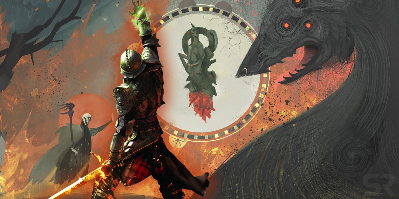 The Best Theories About The Dragon Age 4 Trailer