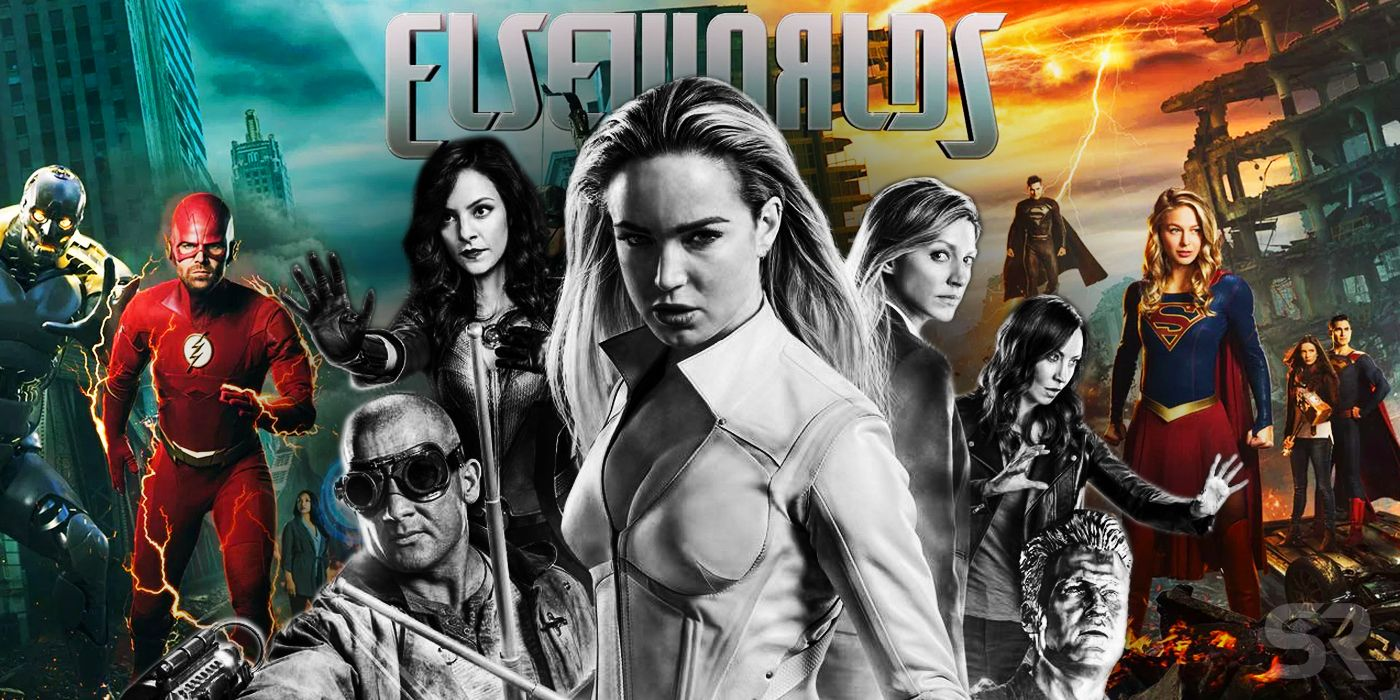 Why Legends of Tomorrow Aren't In The Arrowverse Elseworlds