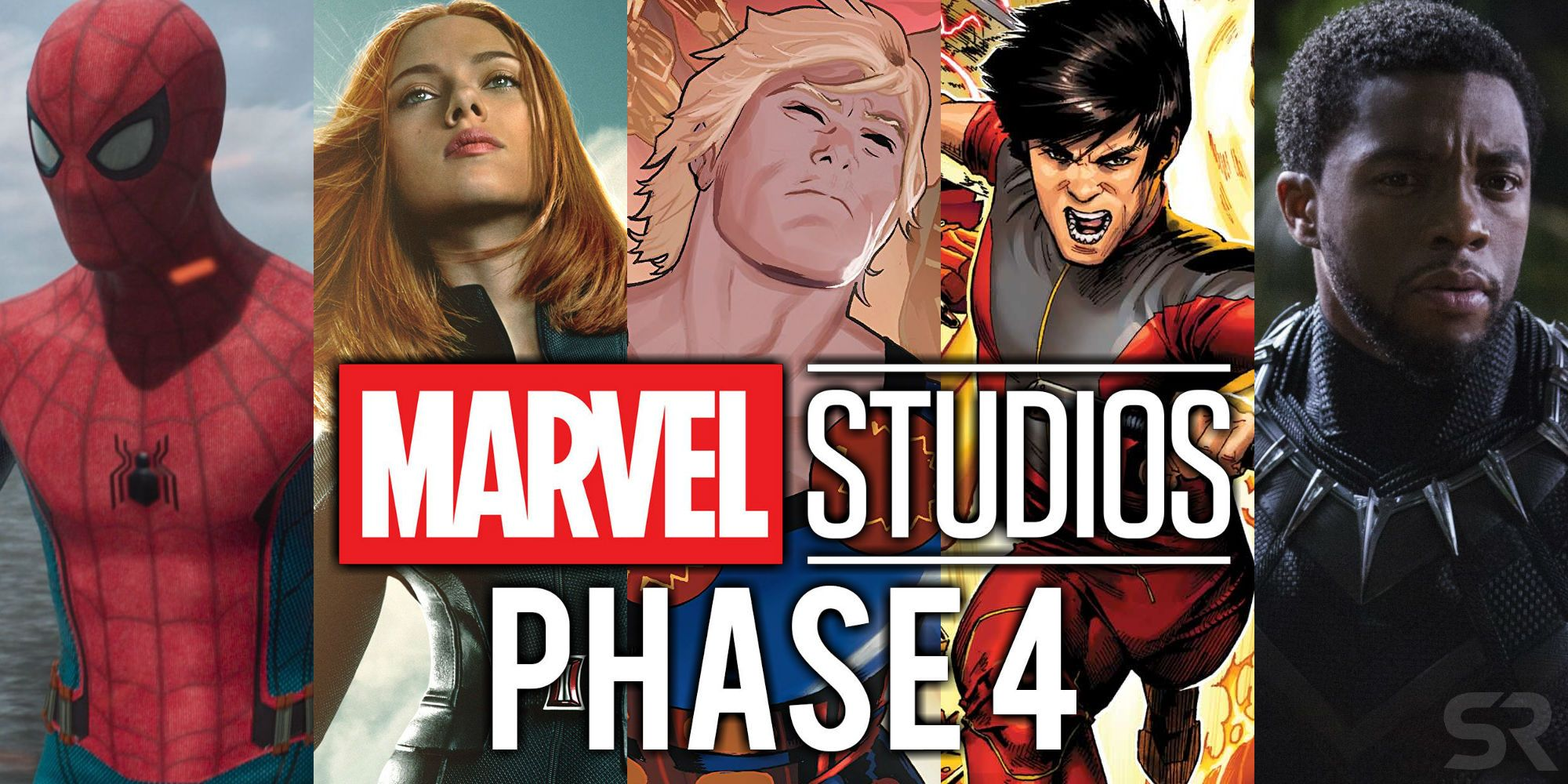 Marvel Phase 4 potential releases
