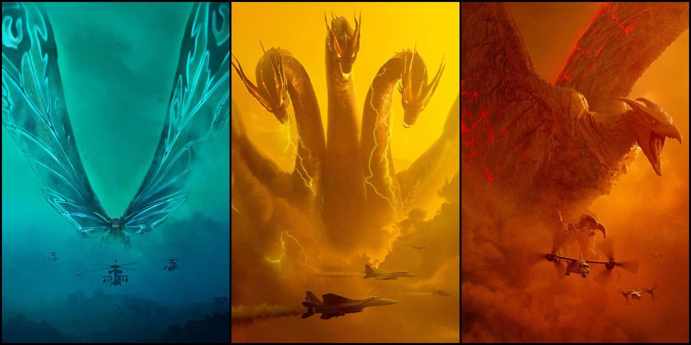 42064eef0a1 Godzilla 2's New Monsters: Rodan, Mothra & Ghidorah Explained