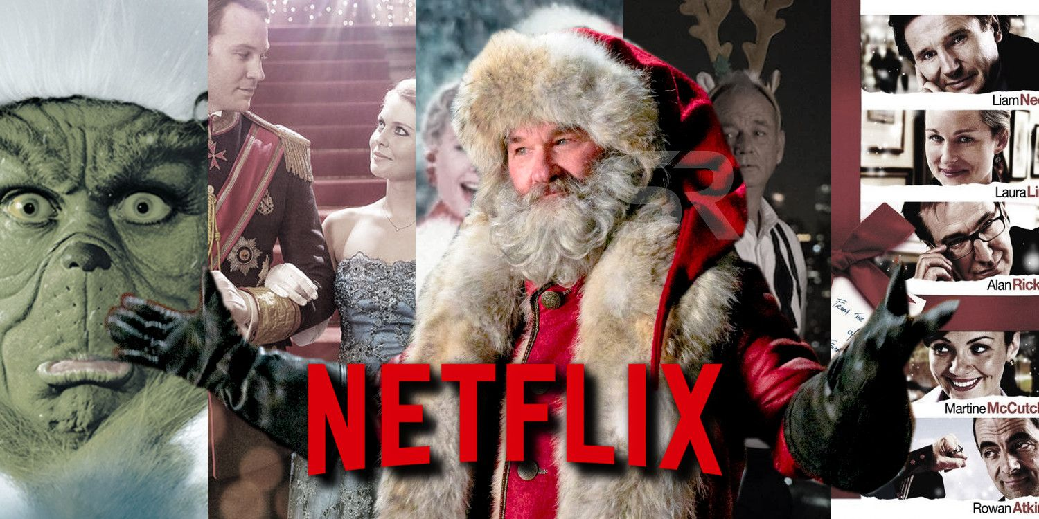 TV and Movie News The Best Christmas Movies On Netflix - TV