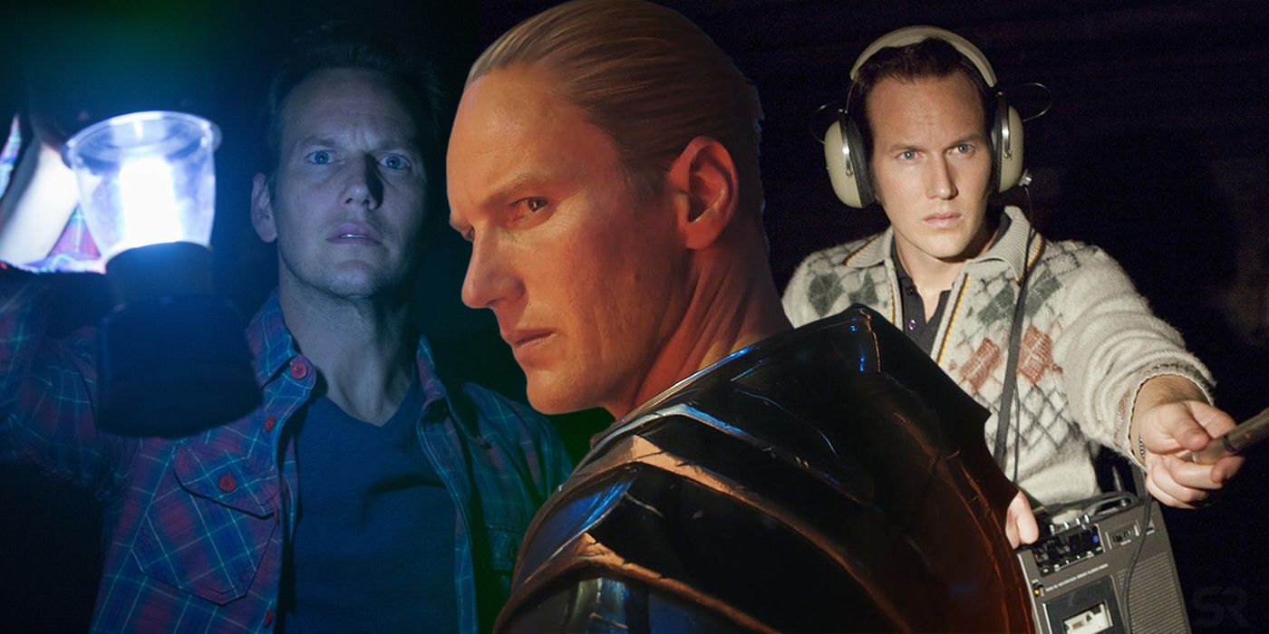Patrick Wilson Compares Aquaman to The Conjuring & Insidious Movies