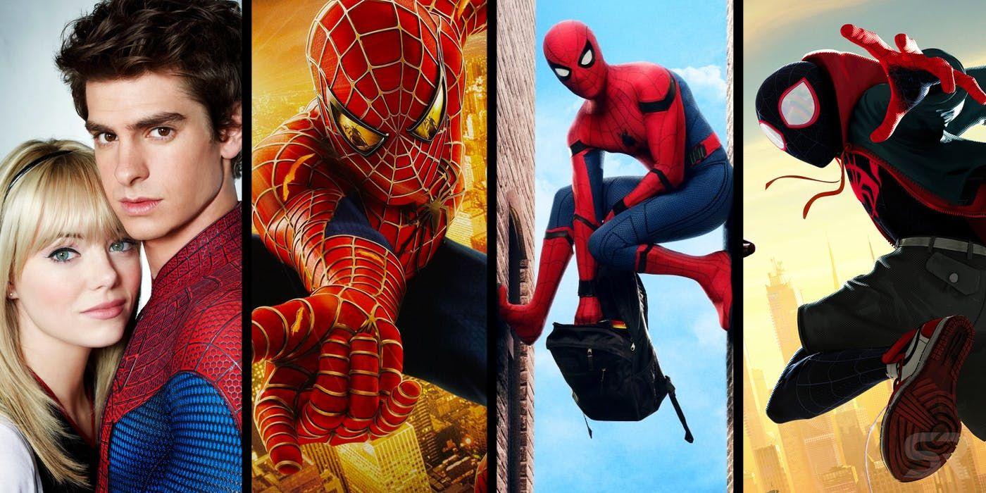 Tüm Spider-Man Filmleri En Kötüden En İyiye! resimi