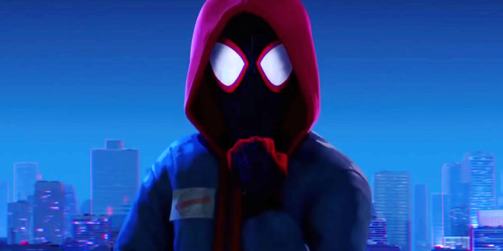 Spider Man Into The Spider Verse Fan Art Features Venom