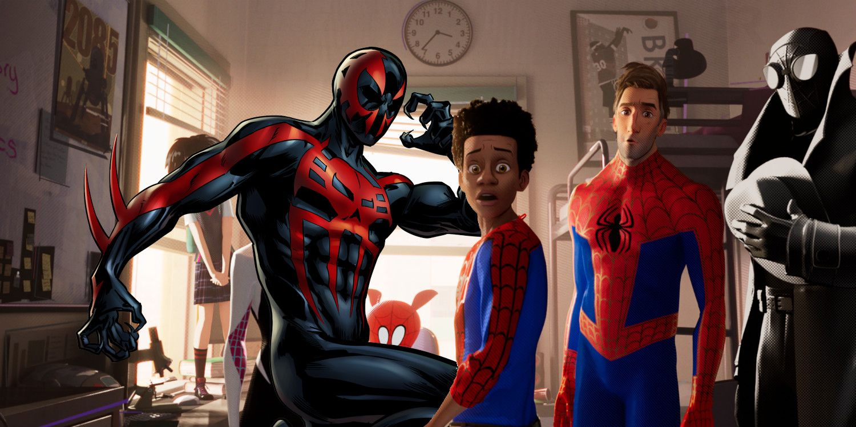 Homem Aranha No Aranhaverso Explicamos O Final Da