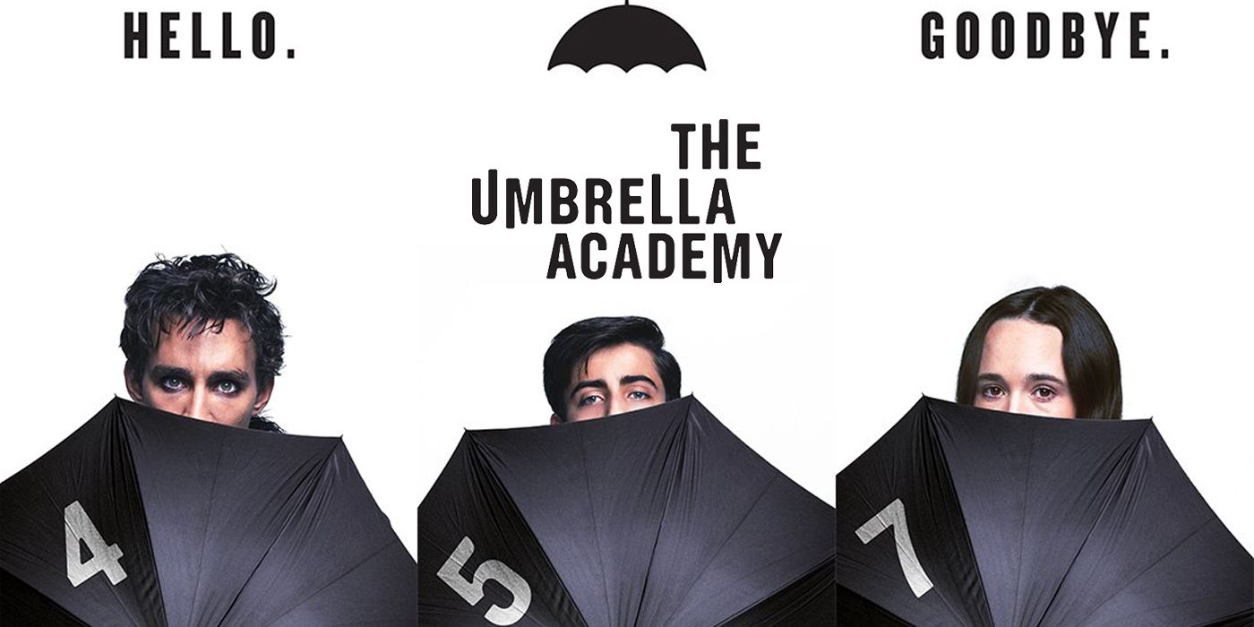 The Umbrella Academy Trailer: A Super Dysfunctional Family