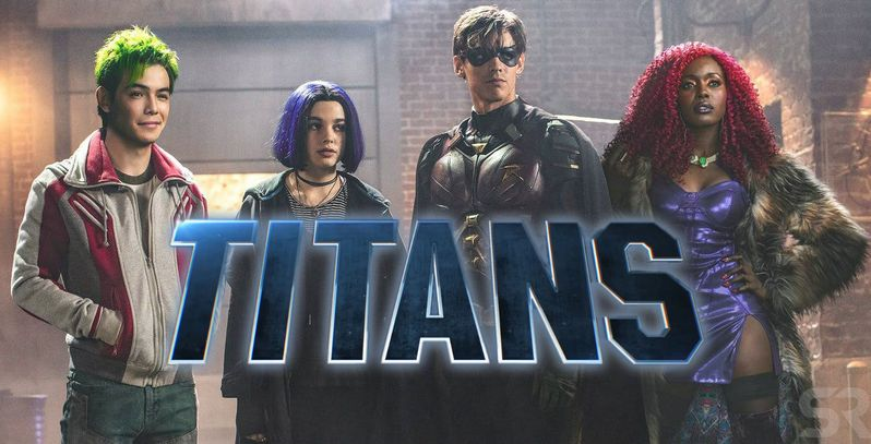 DC's Titans Season 2 Release Date & Story Details   Screen Rant