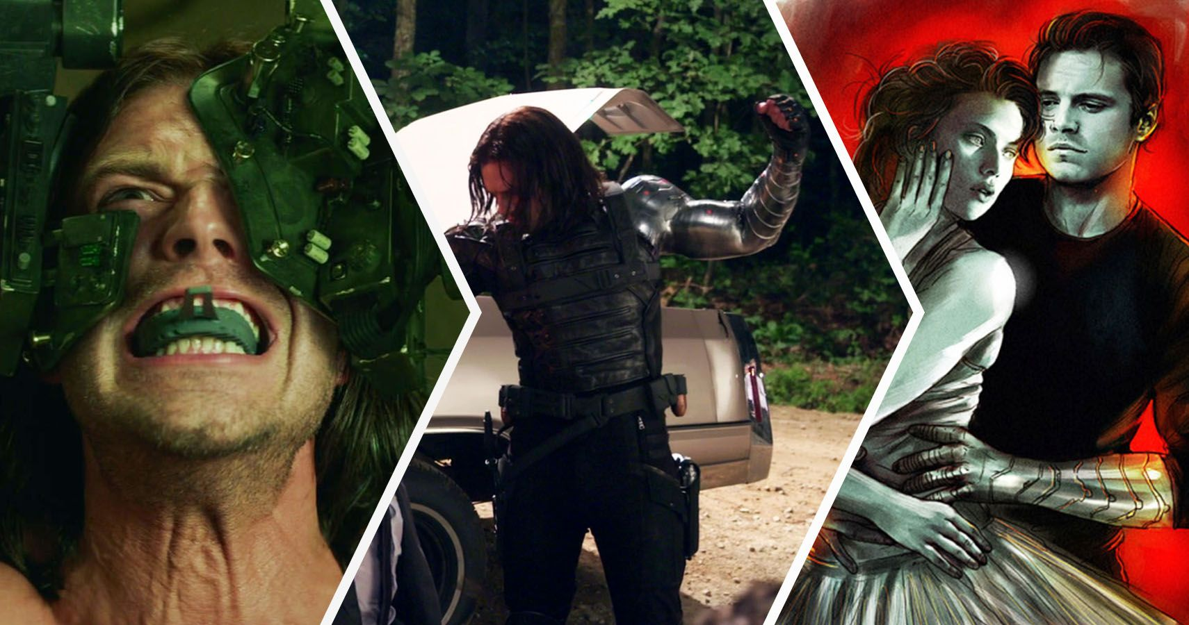 Captain America: 20 Most Wicked Things Bucky Did Between First
