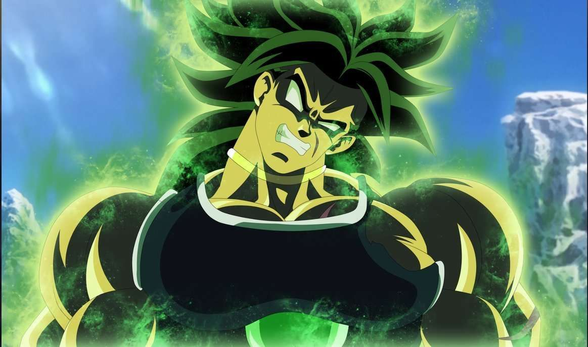 Dragon Ball 20 Things That Make No Sense About Broly