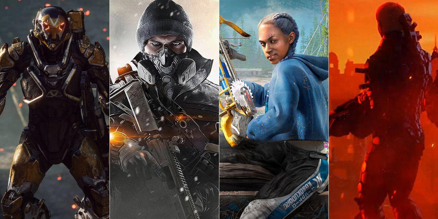 6 Promising Co-op Games Coming in 2019   Screen Rant