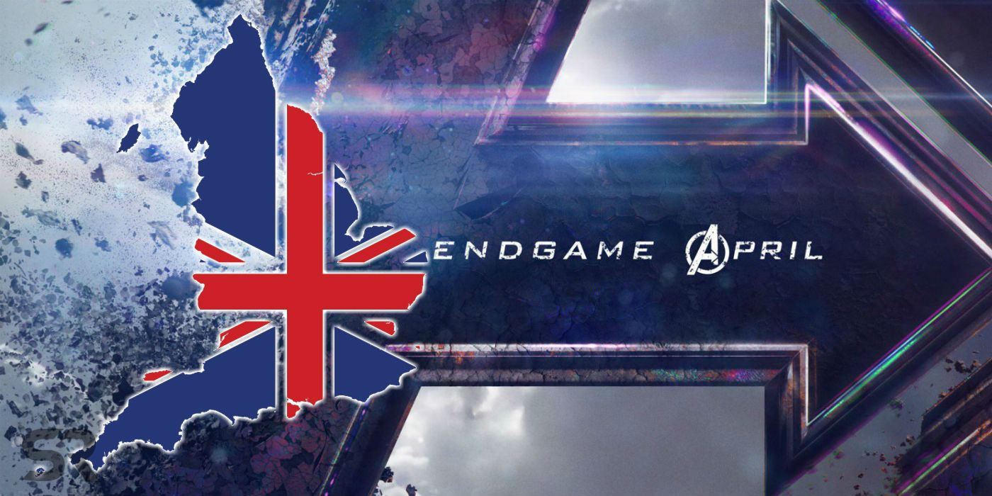 Avengers Endgame Release Date Photo: Avengers: Endgame UK Release Date Moved Up (One Day
