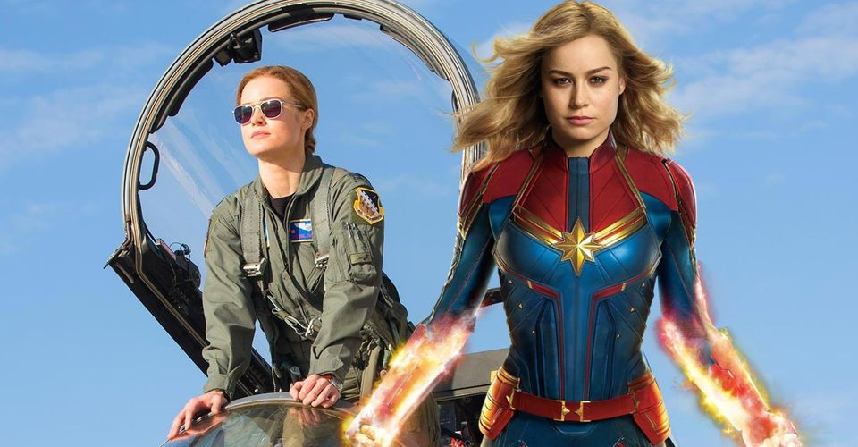 Captain Marvel Is A Non Chronological Superhero Origin Story Paypal/venmo is currently not accepted on presale and backorder items. non chronological superhero origin story